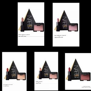 NARS X MANRAY Love triangle sets